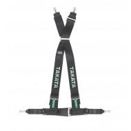 Takata Racing Harness DRIFT III 4-Point Black Bolt-on